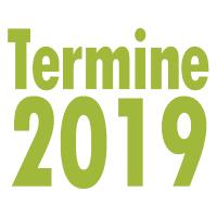 Die Termine 2019 für die Weiterbildungen Transaktionsanalyse
